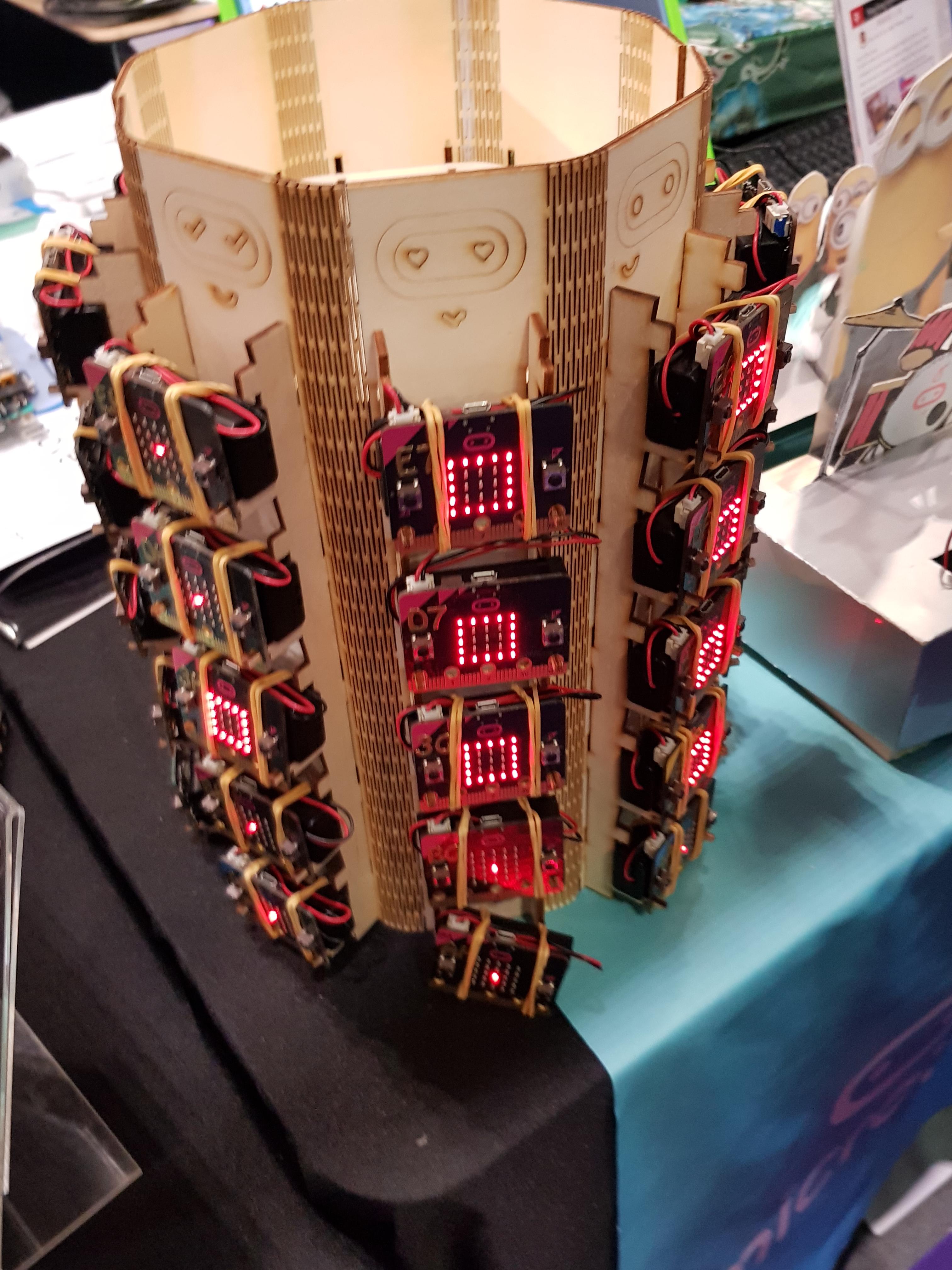 Microbit toren
